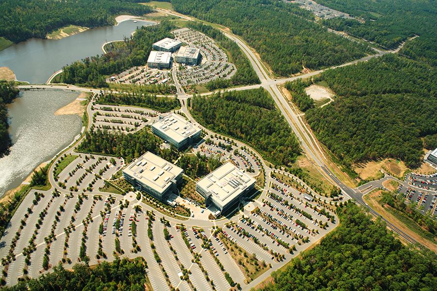 Cisco RTP Campus   Law Office of John A. Hedrick